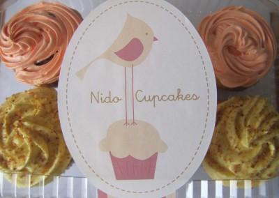 Nido Cupcakes