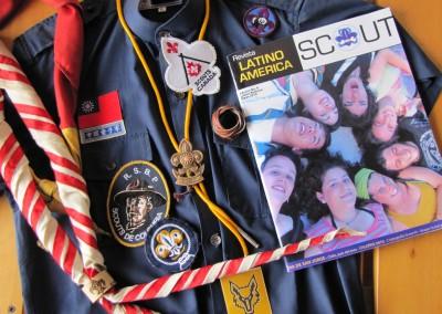 Revista Latino América Scout – Impresa