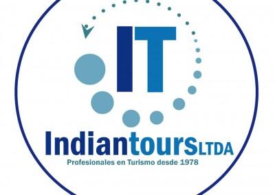 Identidad corporativa Indian Tours LTDA
